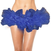 Teen Royal Blue Tutu Made in the USA